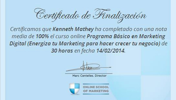 certificado-online-school-of-marketing